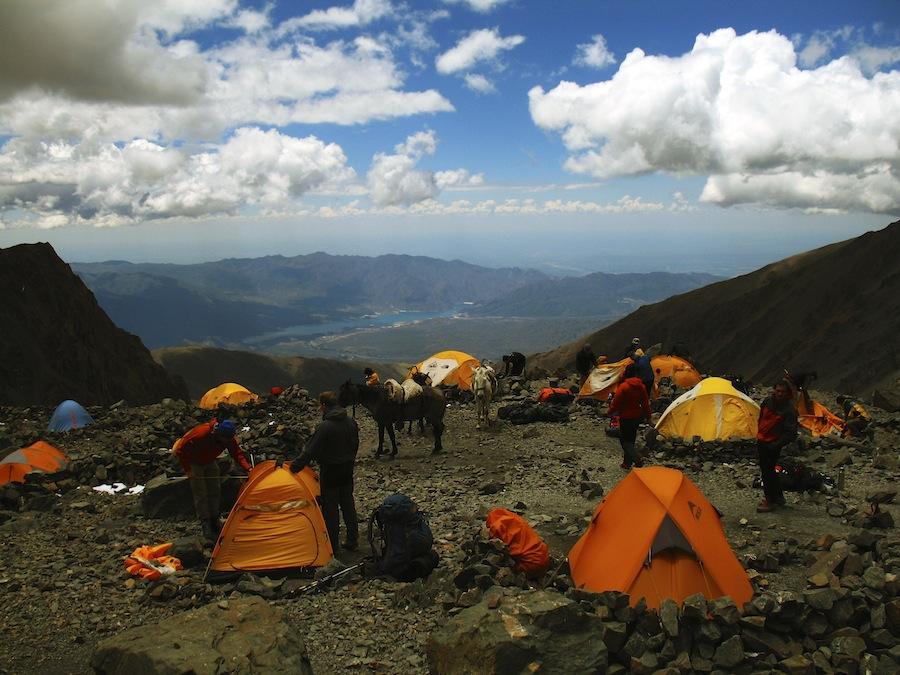 Bestig Aconcagua