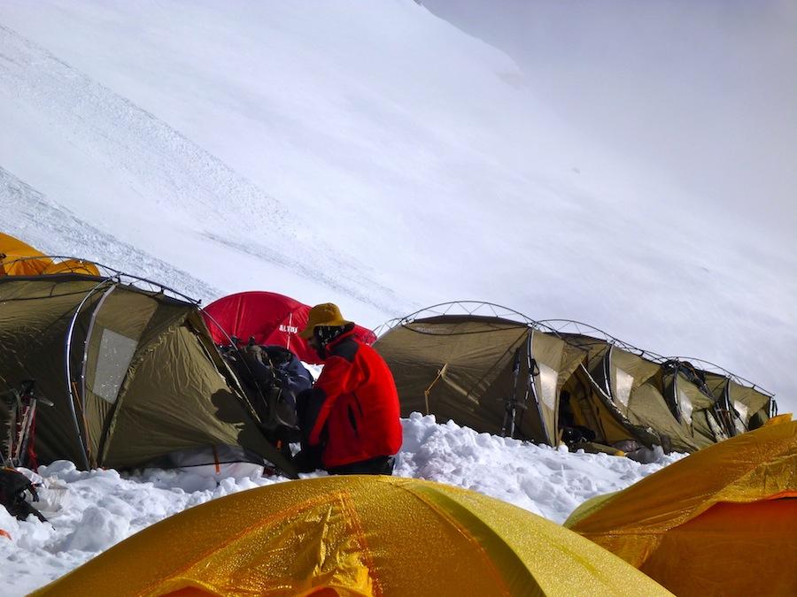 Cho Oyu C2, 7200m
