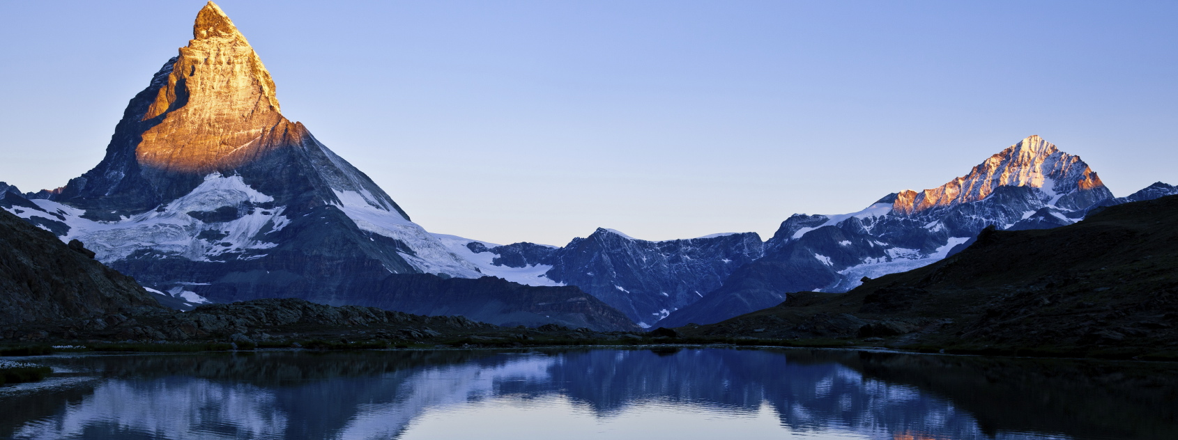 Matterhorn i Schweiz