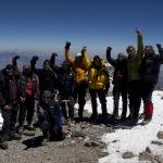 Aconcagua Toppen 2012