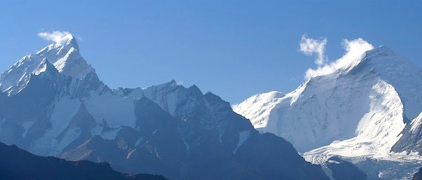 Mount Kun +7000m