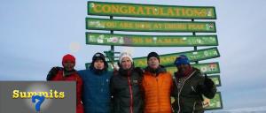 Kilimanjaro 7-summit