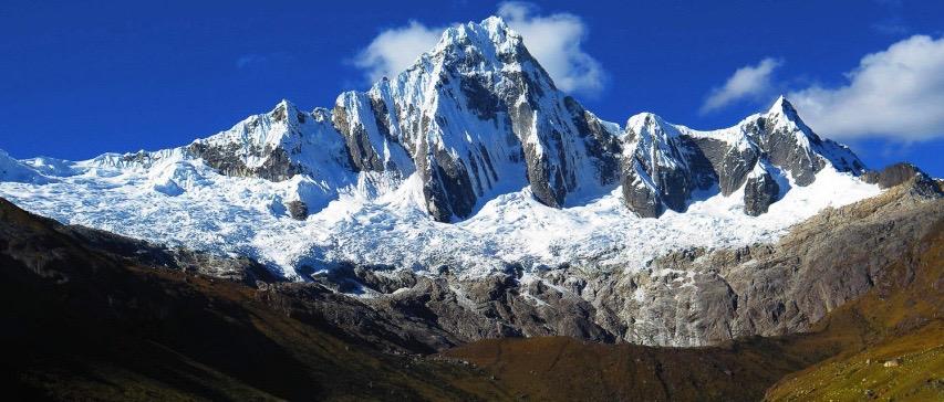 Vandra i Santa Cruz i vackra Peru