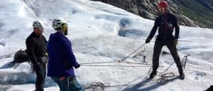 Glaciärutbildning