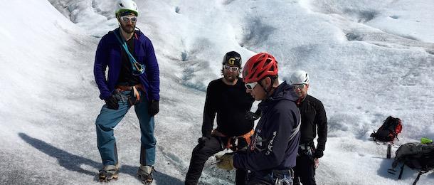 Glaciärträning Adventure Lovers