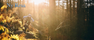 MTB i Wales med adventurelovers.se