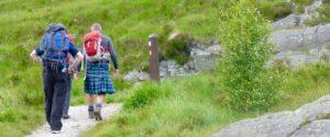 Vandra i Skottland med adventurelovers.se